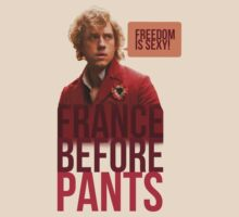 France before pants! (That means you, Grantaire) by TheGhostParty