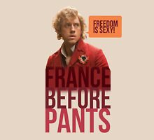 France before pants! (That means you, Grantaire) T-Shirt