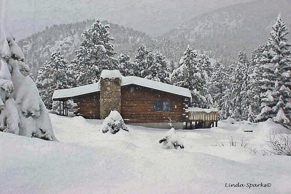 Let it snow, let it snow, let it snow by Linda Sparks
