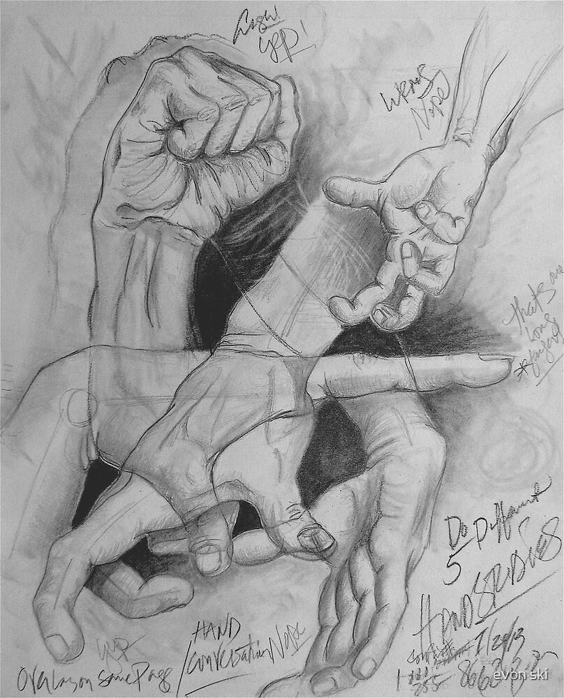 hands on . . . the docket by evon ski