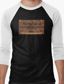 SamWise Landscaping & Supply Men's Baseball ¾ T-Shirt