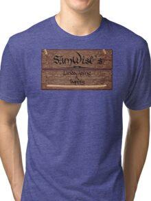 SamWise Landscaping & Supply Tri-blend T-Shirt