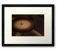 Analogue I Framed Print