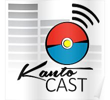 Kanto Cast Podcast Poster