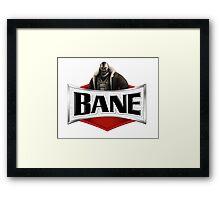 Brawny Bane Framed Print