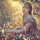 Summer evening 2 by ozzzywoman