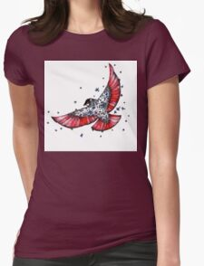 The Bird Womens Fitted T-Shirt