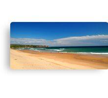 Woolamai Surf Beach, Phillip Island, Victoria  Canvas Print