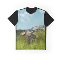 The Happy Dodo Graphic T-Shirt