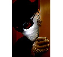 invisible man Photographic Print