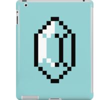 Rupee (Blue) iPad Case/Skin