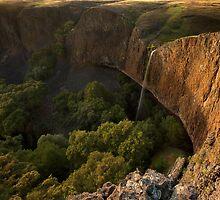 Disappearing Act: Phantom Falls, California by Matt Tilghman