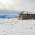 Estrela Mountain by Soniris