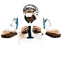 Cam Newton - Carolina Panthers by twyland
