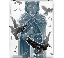 Wolf And Ravens iPad Case/Skin