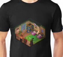 3D Marche's Room - Final Fantasy Tactics Advance (No Background) Unisex T-Shirt
