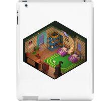 3D Marche's Room - Final Fantasy Tactics Advance (No Background) iPad Case/Skin