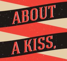 The Book Thief - How about a kiss, Saumensch? Sticker