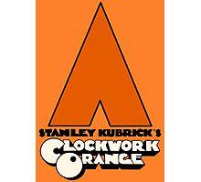 A Clockwork Orange I Photographic Print