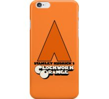 A Clockwork Orange I iPhone Case/Skin