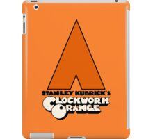 A Clockwork Orange I iPad Case/Skin
