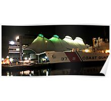USCGC Taney_ Baltimore Harbor Poster