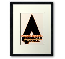 A Clockwork Orange II Framed Print