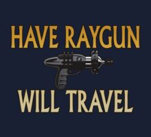 Have Raygun - Will Travel One Piece - Long Sleeve
