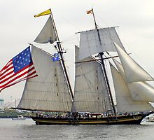 Pride of Baltimore II by Hope Ledebur