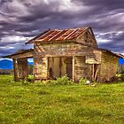 Shed by Dean Cunningham