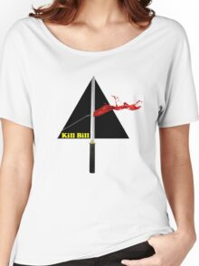 the dark side of kill bill Women's Relaxed Fit T-Shirt