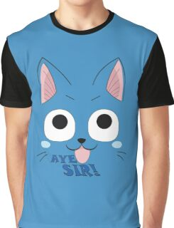 Aye Sir! Graphic T-Shirt