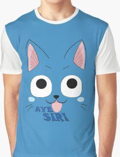 Aye Sir! Graphic T-Shirt