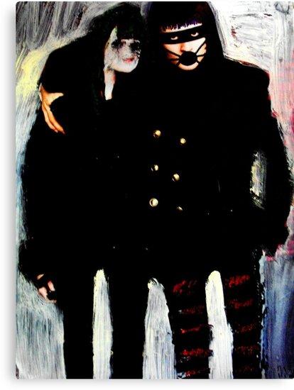modern couple by Loui  Jover