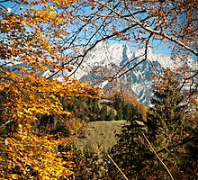 Swiss Autumn Afternoon by UniSoul