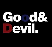 GOODEVIL by w1ckerman