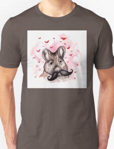 Mouse Moustache T-Shirt