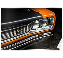 1969 Dodge Super Bee A12 Poster