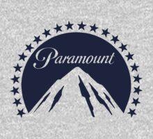 Paramount Logo Blue by TaVinci