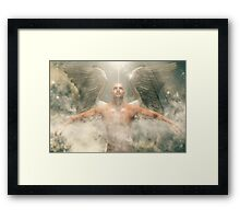 Ascension - Redux Framed Print