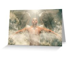 Ascension - Redux Greeting Card