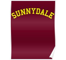 Sunnydale High School - Buffy Poster