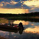 Let's Go Fishing by Carolyn  Fletcher