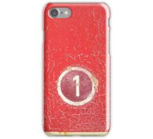 Still NUMBER ONE iPhone Case/Skin