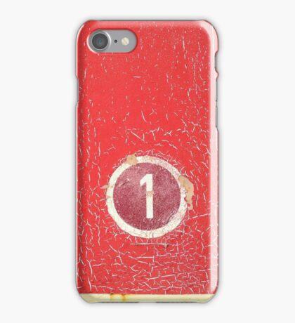 Still NUMBER ONE iPhone Case/Skin