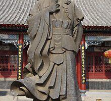 China - Chenjiagou - Tai Chi by Derek  Rogers