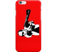 Hunter S Thompson - Gun iPhone Case/Skin