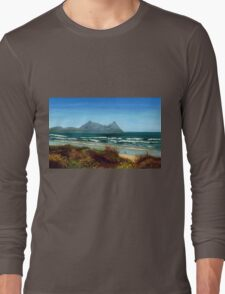 Ruakaka Beach Long Sleeve T-Shirt