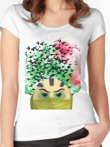 Swain's Flock Women's Fitted Scoop T-Shirt