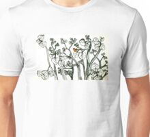 Hint of Color  Unisex T-Shirt